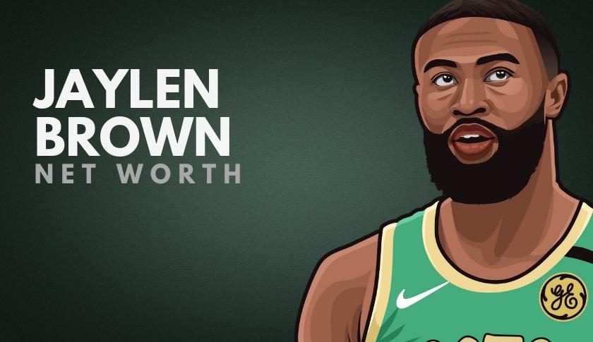 Jaylen Brown Net Worth