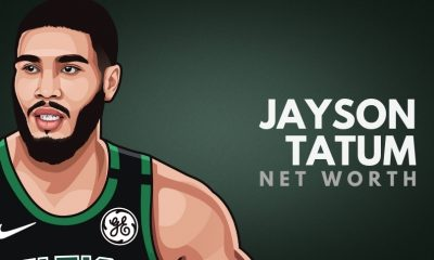 Jayson Tatum Net Worth