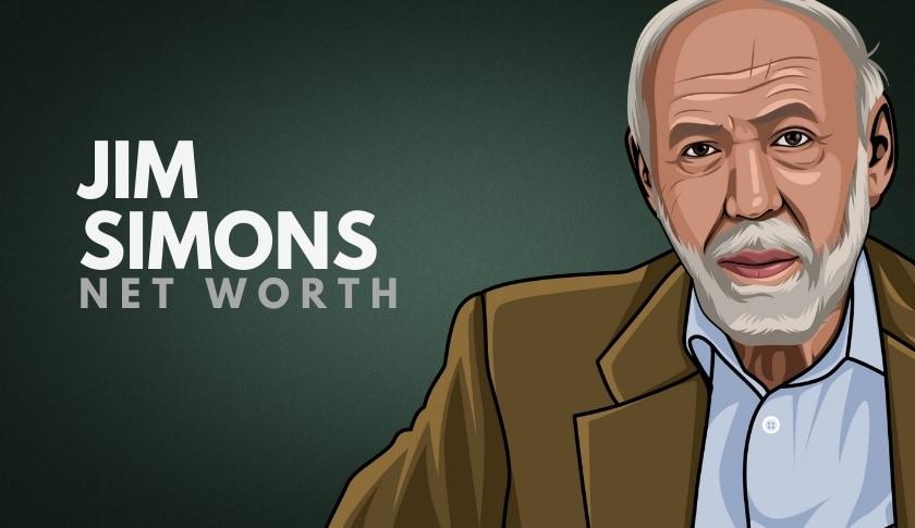 Jim Simons Net Worth