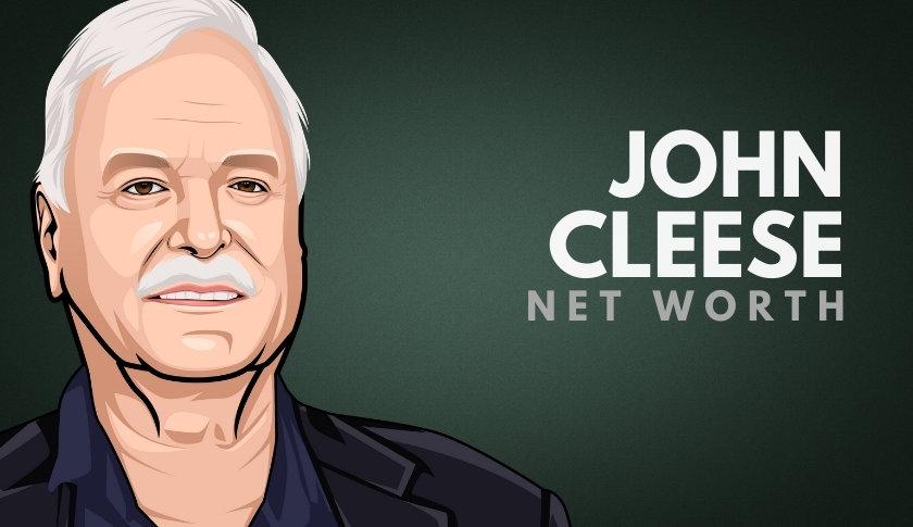 John Cleese Net Worth