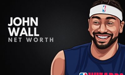 John Wall's Net Worth
