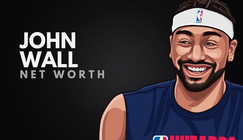 John Wall Net Worth