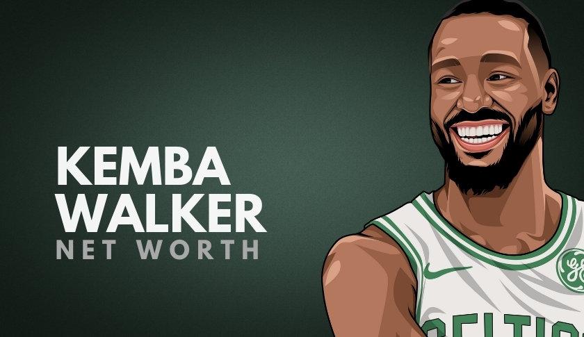 Kemba Walker Net Worth