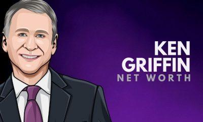 Ken Griffin's Net Worth