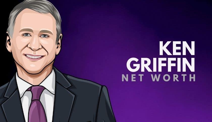 Ken Griffin Net Worth