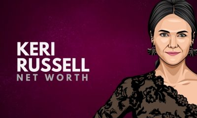 Keri Russell's Net Worth