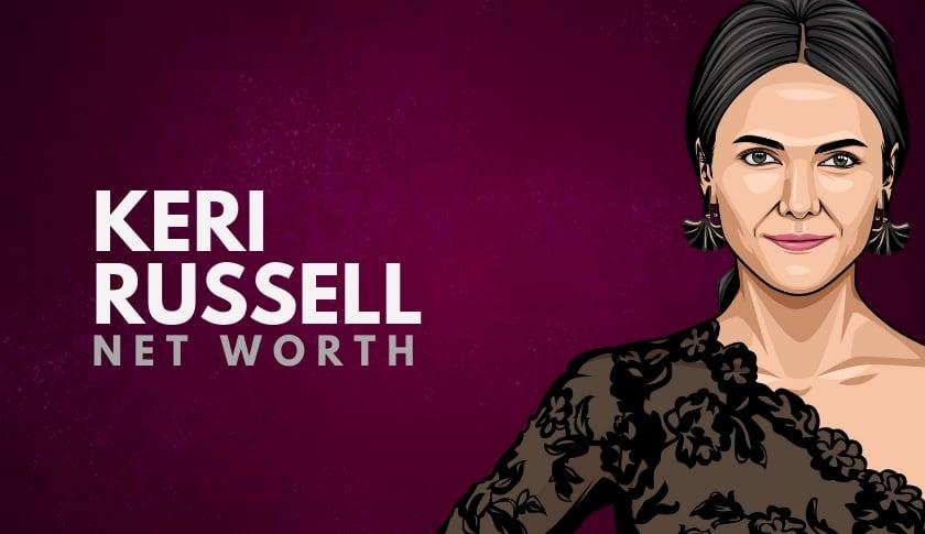Keri Russell Net Worth