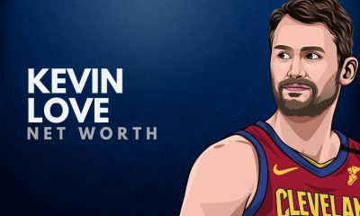 Kevin Love's Net Worth