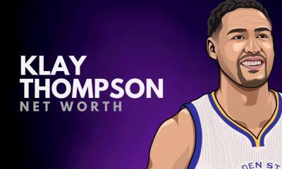 Klay Thompson's Net Worth