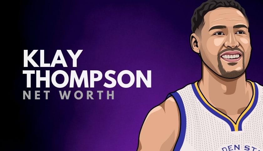 Klay Thompson Net Worth