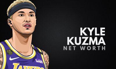 Kyle Kuzma's Net Worth