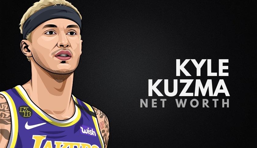 Kyle Kuzma Net Worth
