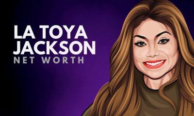 La Toya Jackson's Net Worth