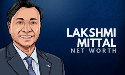 Lakshmi Mittal's Net Worth