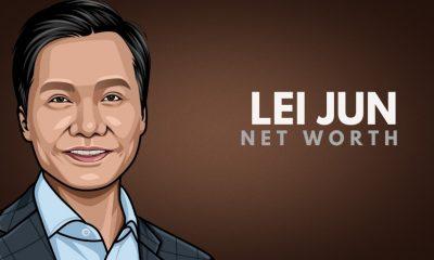 Lei Jun's Net Worth