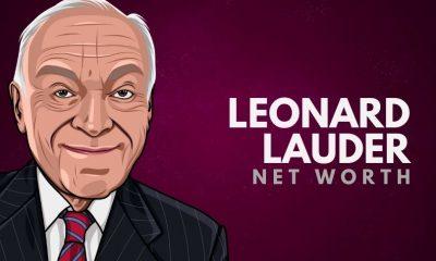 Leonard Lauder Net Worth