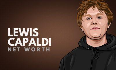 Lewis Capaldi's Net Worth