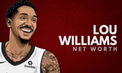 Lou Williams' Net Worth