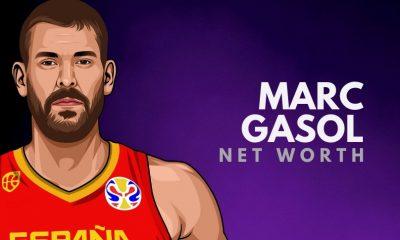 Marc Gasol's Net Worth