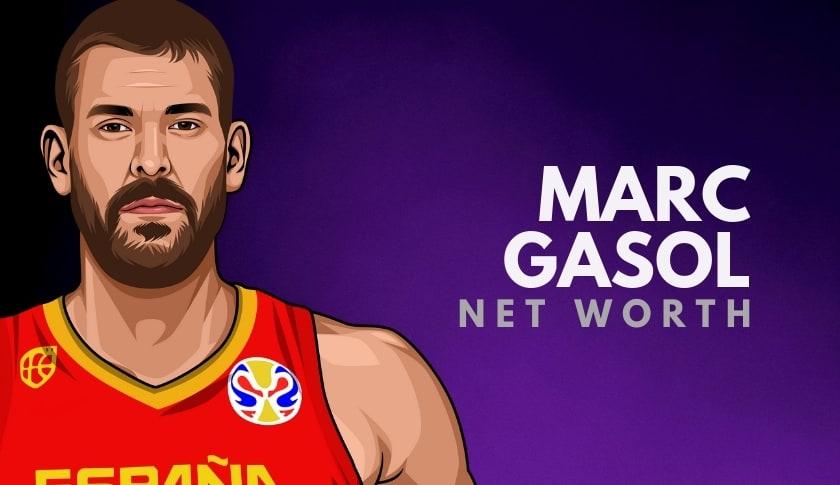 Marc Gasol Net Worth