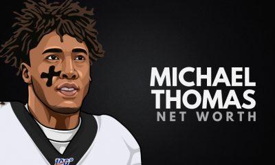 Michael Thomas' Net Worth