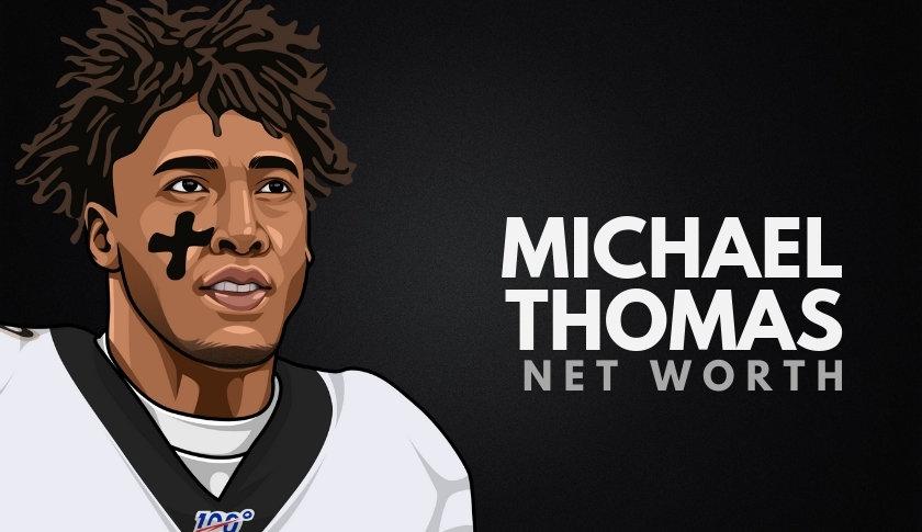 Michael Thomas Net Worth