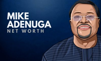 Mike Adenuga's Net Worth