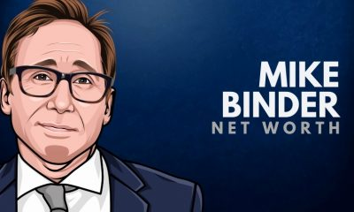 Mike Binder's Net Worth