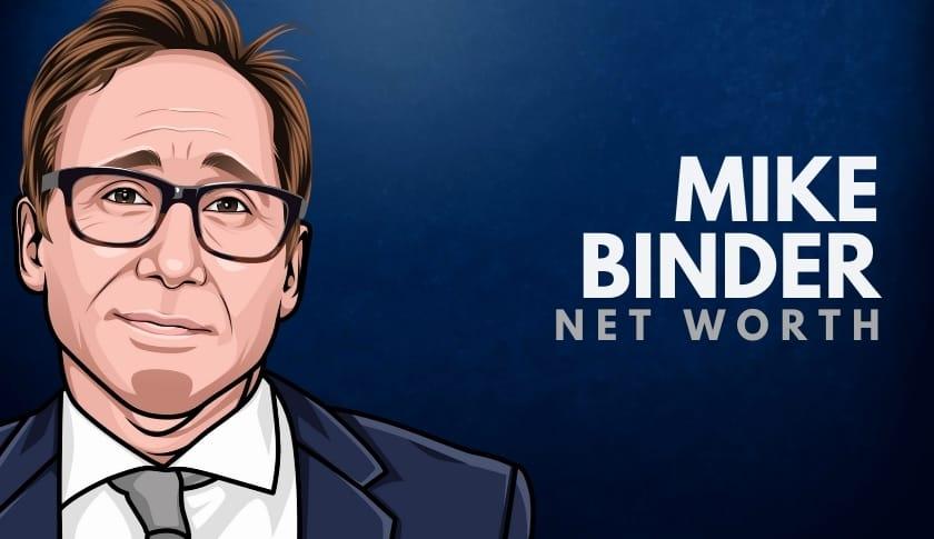 Mike Binder Net Worth