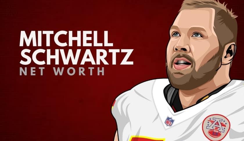 Mitchell Schwartz Net Worth