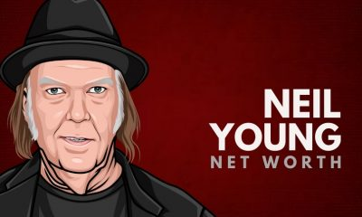 Neil Young's Net Worth