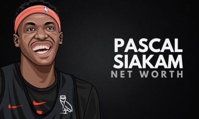 Pascal Siakam's Net Worth
