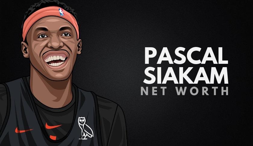 Pascal Siakam Net Worth