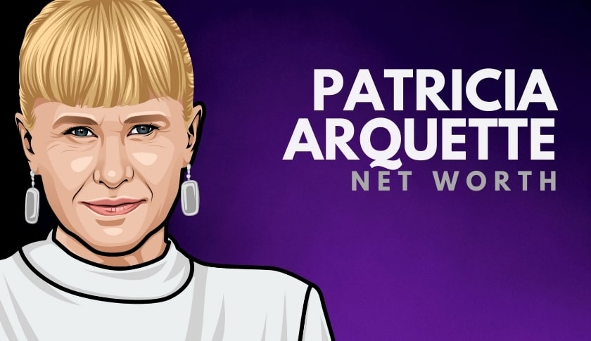 Patricia Arquette Net Worth