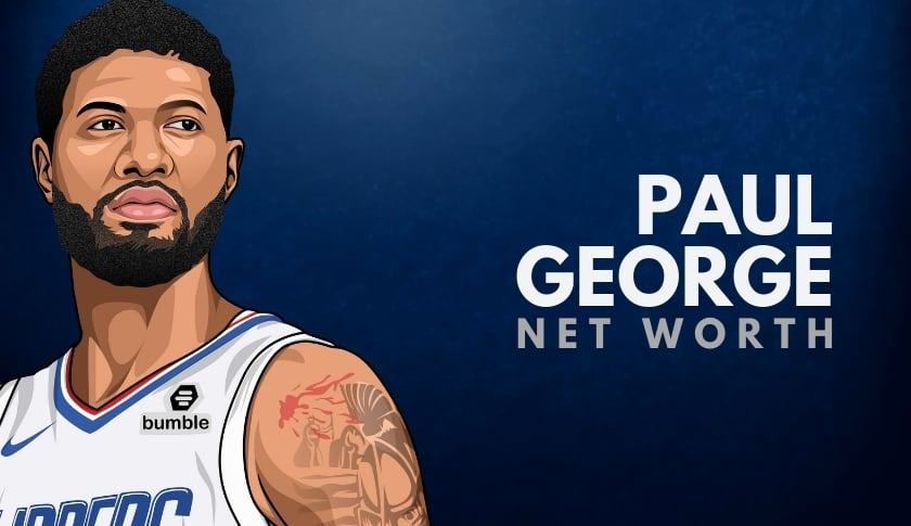 Paul George Net Worth