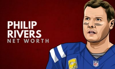 Philip Rivers' Net Worth