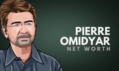 Pierre Omidyar's Net Worth