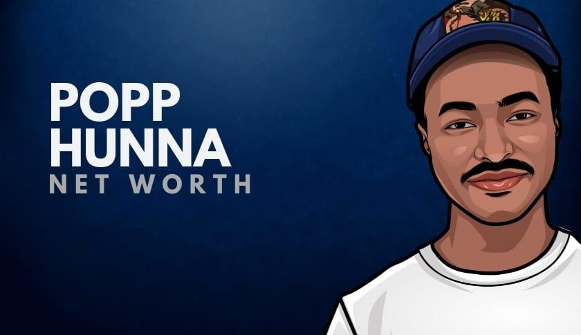 Popp Hunna Net Worth