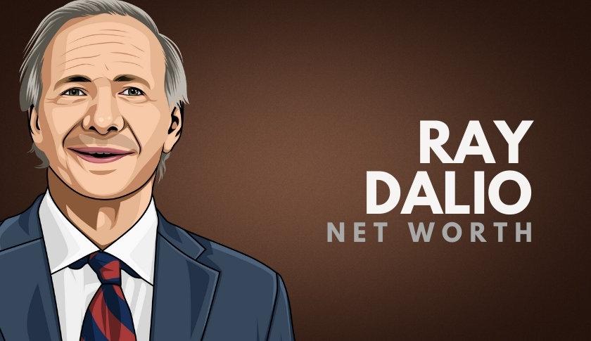 Ray Dalio Net Worth