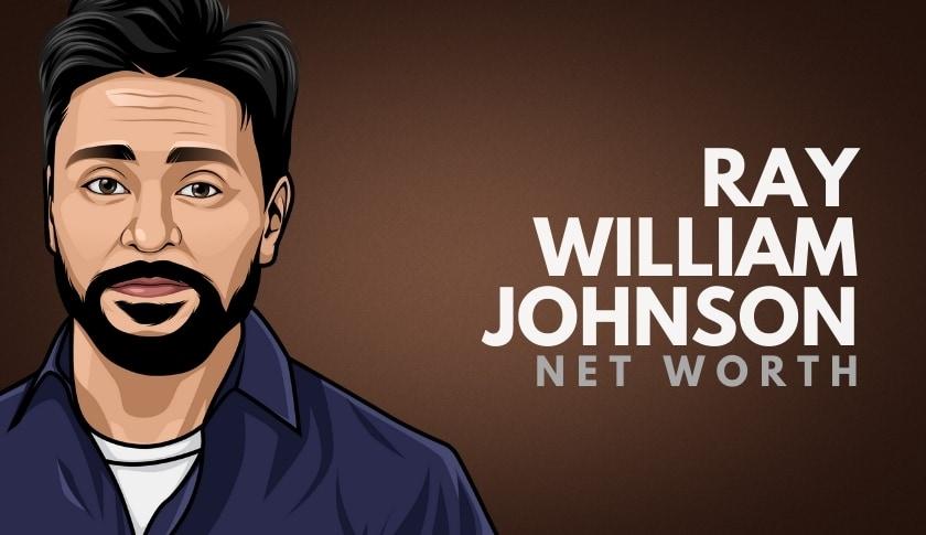 Ray William Johnson Net Worth