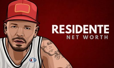 Residente's Net Worth