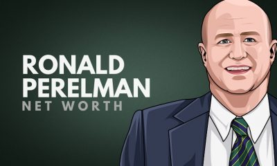 Ronald Perelman Net Worth