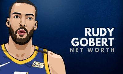 Rudy Gobert's Net Worth