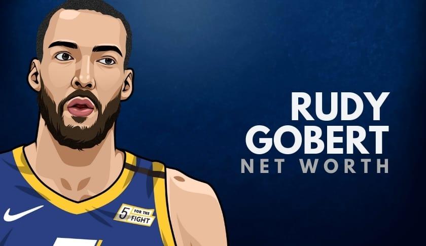 Rudy Gobert Net Worth
