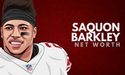 Saquon Barkley's Net Worth