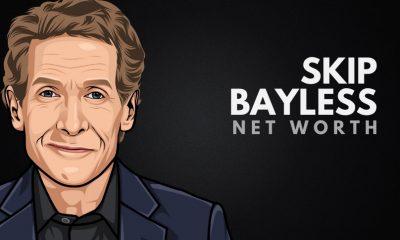 Skip Bayless' Net Worth