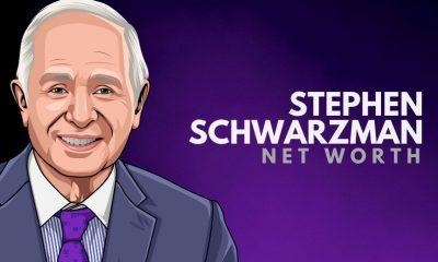 Stephen Schwarzman's Net Worth