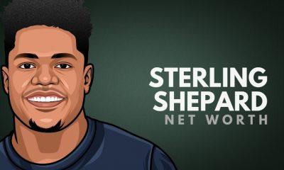 Sterling Shepard's Net Worth