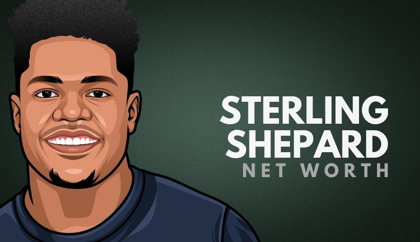 Sterling Shepard Net Worth