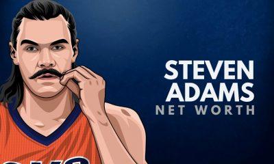 Steven Adams' Net Worth